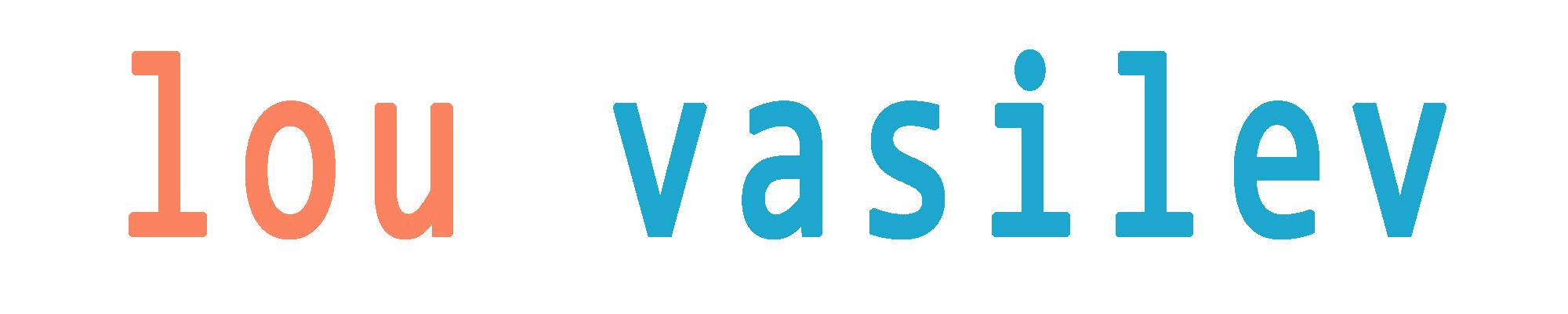 Lou Vasilev